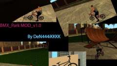 BMX_Park MOD_v 1.0