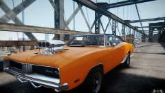 Dodge Charger RT 1969 EPM pour GTA 4