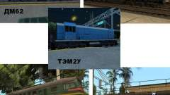 Eisenbahn-Änderung III