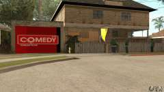 Comedy Club Mod pour GTA San Andreas