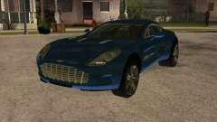 Aston Martin One77 pour GTA San Andreas