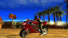 Yamaha YZF R1 Tuning Version pour GTA San Andreas