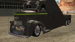 1946 COE Chevy SHAKE Inc