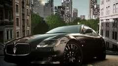 Maserati Quattroporte Sport GTS 2011 für GTA 4