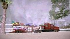 Auto transporteur Trailer