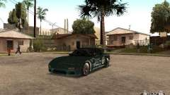 Mazda RX-7 Pro Street für GTA San Andreas