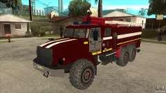 Ural 43206 Feuerwehrmann