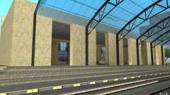 Die neue Station in San Fierro
