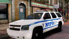 Chevrolet Tahoe New York Police