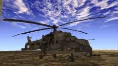 Mil Mi-24 von COD MW 2