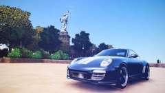 Porsche 911 Sport Classic 2011 v2.0 pour GTA 4