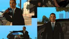 Barack Obama in den Gta