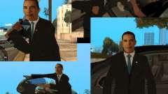 Barack Obama in den Gta