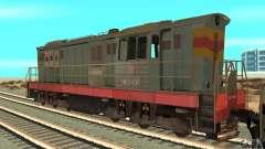 Locomotive ChME3-4287