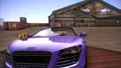 Audi R8 Shift pour GTA San Andreas