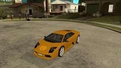 Lamborghini Murcielago für GTA San Andreas