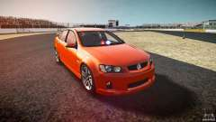 Holden Commodore SS (FBINOoSE)
