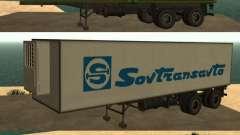 Container-Reederei + Sovtransavto