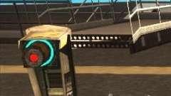 Armure et secourisme kit de Half-Life 2 pour GTA San Andreas