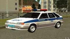 VAZ 2114 Polizei DPS