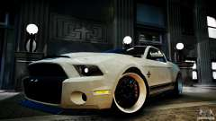 Shelby GT500 Super Snake NFS Edition für GTA 4