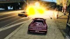 CarRocket v2 für GTA 4