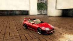 Toyota Supra D1 1998 für GTA San Andreas