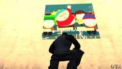 South Park Grafitti Mod