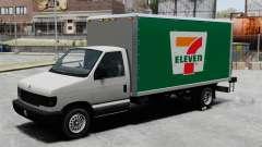 La nouvelle publicité pour camion Steed