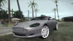 Aston Martin DB9 für GTA San Andreas