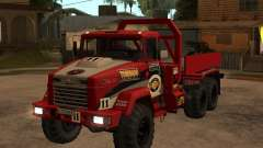 KrAZ-6322-Testversion