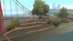 New Drift Track SF pour GTA San Andreas