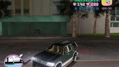 Ford Explorer pour GTA Vice City