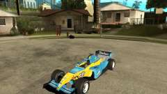 Renault F1 pour GTA San Andreas