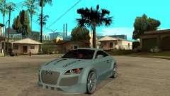 Audi TT 2007 Tuned