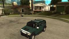 AMG H2 HUMMER SUV