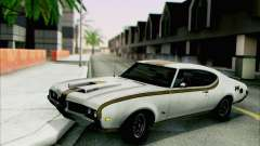 Oldsmobile Hurst/Olds 455 Holiday Coupe 1969 für GTA San Andreas