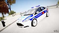 Ford Focus Macedonian Police