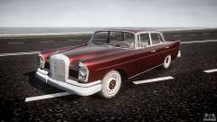 Mercedes-Benz W111 v1.0