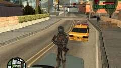 Le costume des jeux Dead Space 2