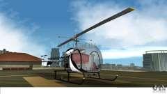 Bell 47 pour GTA Vice City