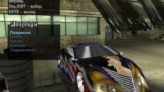 Thunderbold SlapJack pour GTA San Andreas