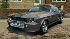 Shelby Mustang GT500 Eleanor 1967 v1.0 [EPM]
