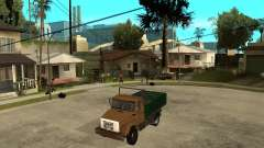 ZIL-433362 Extra Pack 1 pour GTA San Andreas