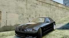 BMW M3 E36 v1.0 pour GTA 4