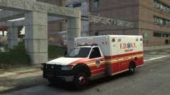 Ford F-350 Ambulance FDNY