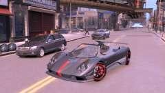 Pagani Zonda Cinque Roadster v 2.0