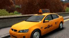 Holden NYC Taxi pour GTA 4
