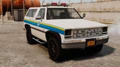 Polizei Rancher ELS