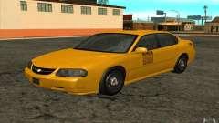Chevrolet Impala Taxi 2003